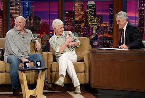 Bradshaw,Sis, Boo Boo, and Leno
